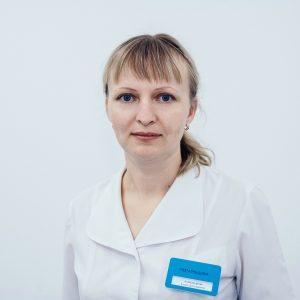 Александрова Елена Дмитриевна