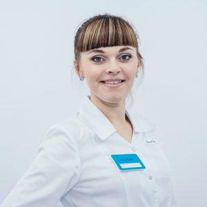 Бекетова Ольга Михайловна