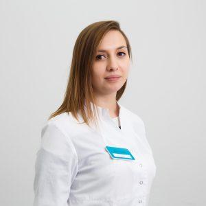 Медведева Елизавета Сергеевна