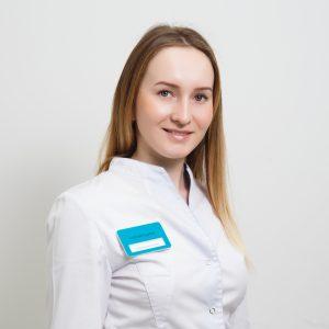 Масалитина Полина Александровна