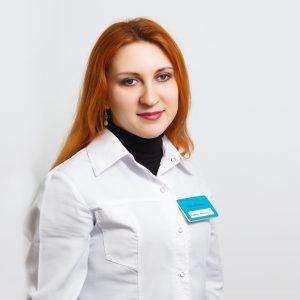 Поскребышева Марина Юрьевна