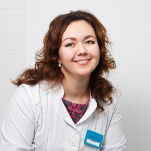 Суровцева Анастасия Владимировна