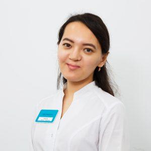 Нуранова Жанат Амировна