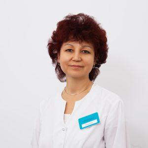 Максютова Лидия Абзаловна