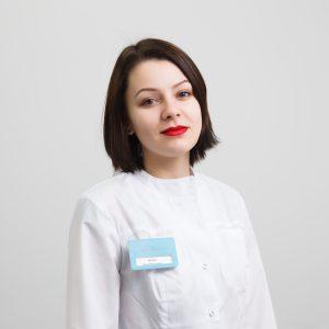 Ансон Анна Ринатовна