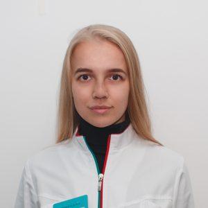 Боровская Диана Владимировна