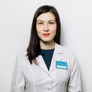 Мажитова Элина Раильевна