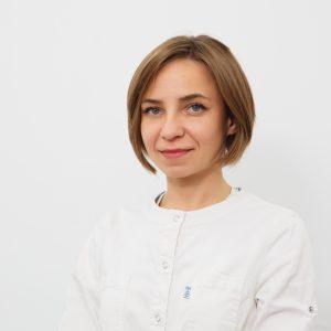 Малютина Анастасия Геннадьевна