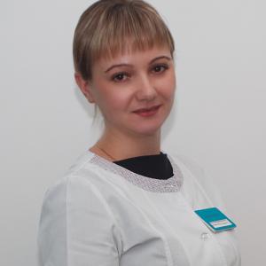 Шинкарева Евгения Сергеевна
