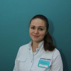 Москаленко Ольга Николаевна