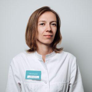 Никольская Марина Борисовна