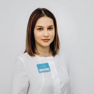 Аносова Екатерина Константиновна