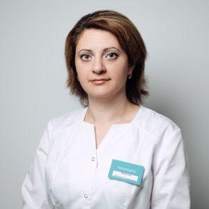 Барсегян Ерануи Размиковна