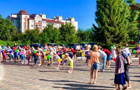 Утро в Белгороде началось с зарядки!