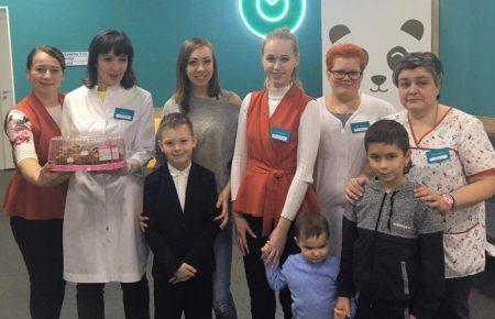 День педиатра и Всемирный день ребенка!