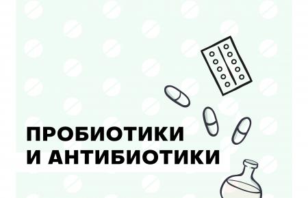 Нужно ли профилактически принимать пробиотики и противогрибковые препараты во время лечения антибиотиками?