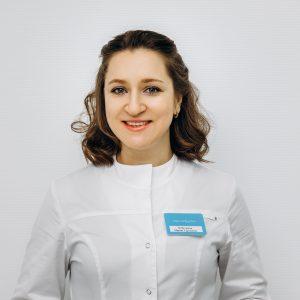 Кайстрова Мария Сергеевна