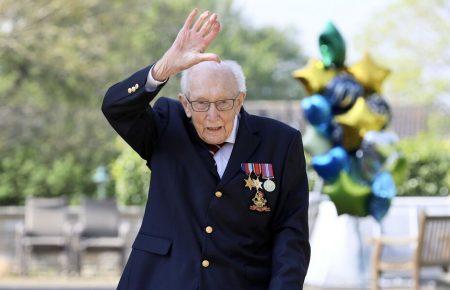 Вдохновляющий пример столетнего Героя
