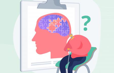 1 сентября проводится Всемирный месяц осведомленности о болезни Альцгеймера
